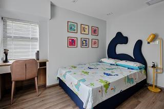 大户型复式现代简约儿童房装修效果图