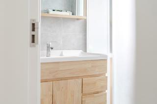 120㎡日式风格装修洗手台设计图