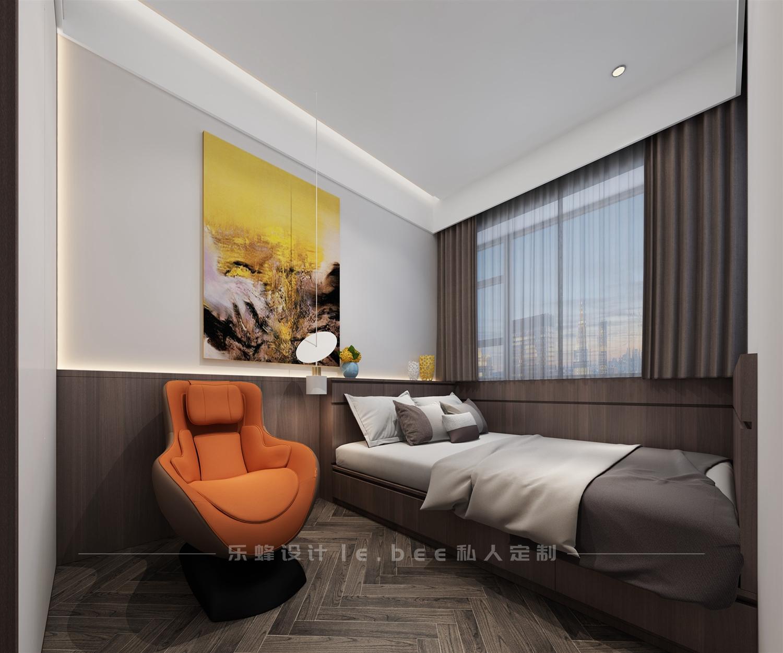 150平米四居卧室装修效果图