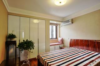 中式风格二居卧室每日首存送20