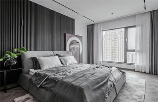 170平现代风格卧室装修效果图