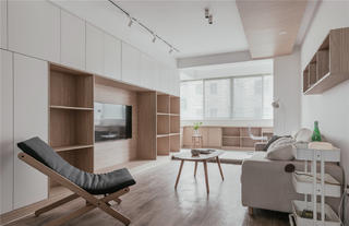 120㎡日式风格客厅每日首存送20