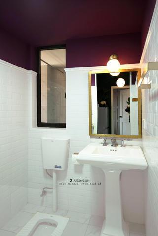 一居室小户型公寓卫生间装修效果图