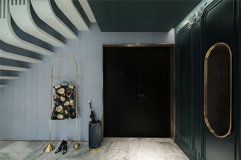 门300㎡复式公寓玄关装修效果图