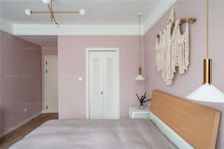 54平米一居卧室装修效果图