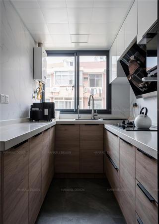 54平米一居室厨房装修效果图