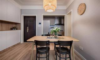 北欧风格两居室装修效果图