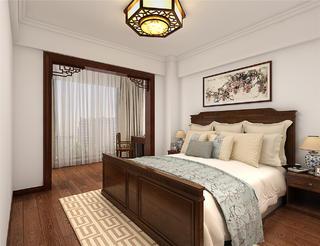 中式风格卧室每日首存送20