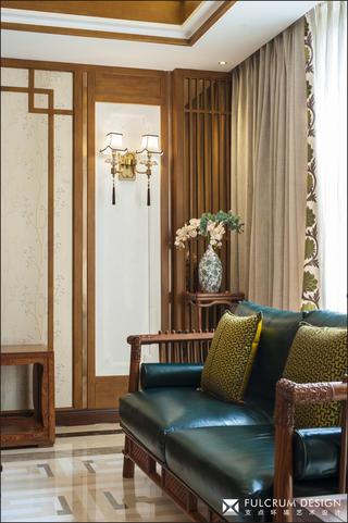 中式风格别墅装修沙发设计图