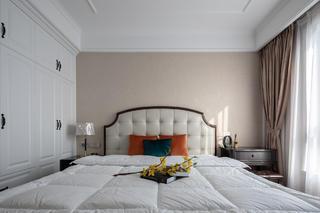 130平美式风格卧室装修效果图