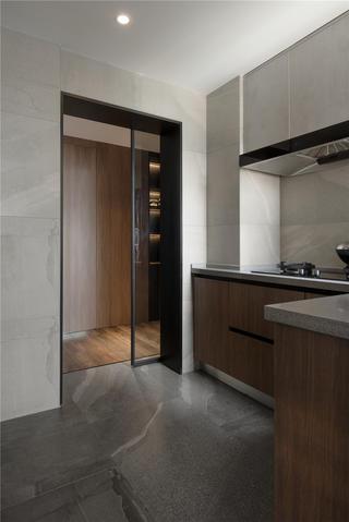 156㎡现代风格厨房装修效果图