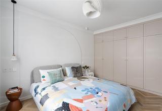 90平米二居卧室装修效果图