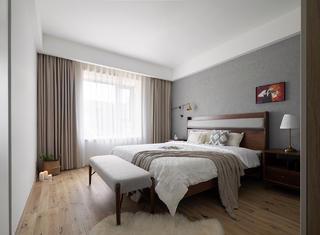 日式风格三居卧室每日首存送20