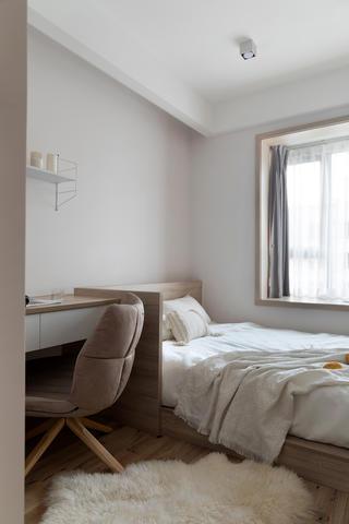 日式风格三居榻榻米卧室装修效果图