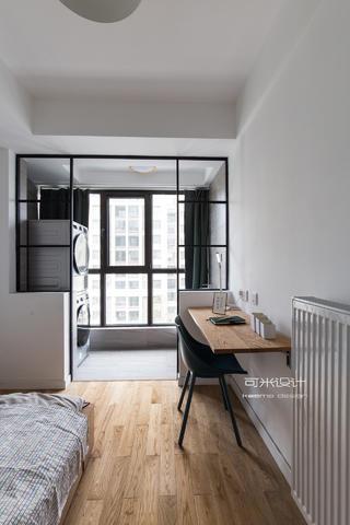 107平北欧风格卧室装修效果图