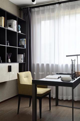 85平二居室书房装修效果图