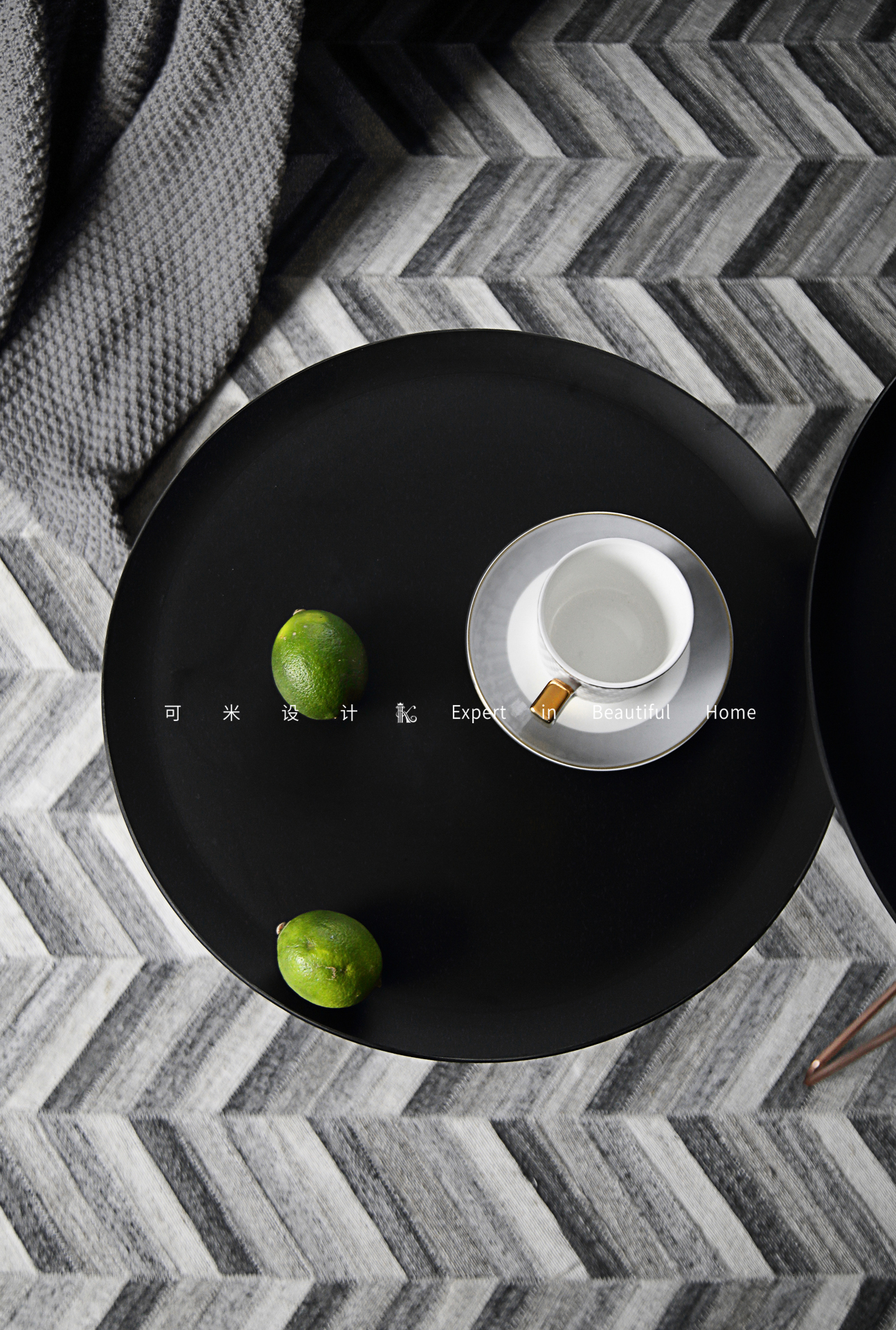 110平米混搭风格装修茶几设计图