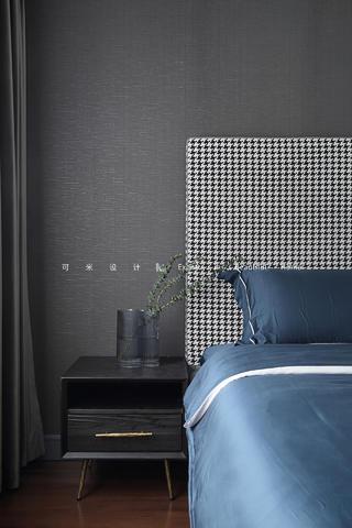 110平米混搭风格装修床头柜设计图
