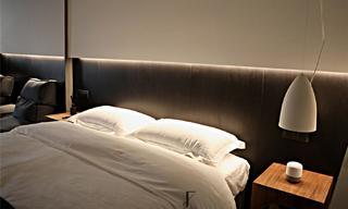 现代小户型公寓装修效果图
