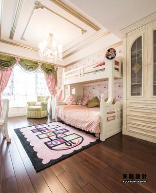 大户型奢华法式风格儿童房装修效果图