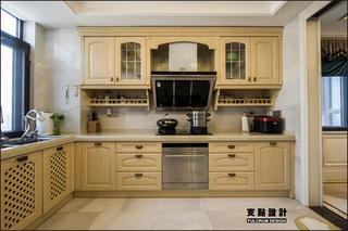 大户型奢华法式风格厨房装修效果图