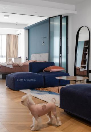 60平米小戶型裝修沙發設計圖