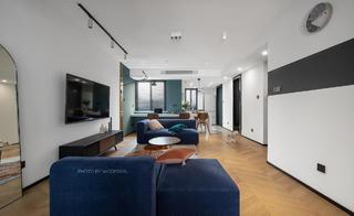 60平米小户型客厅装修效果图