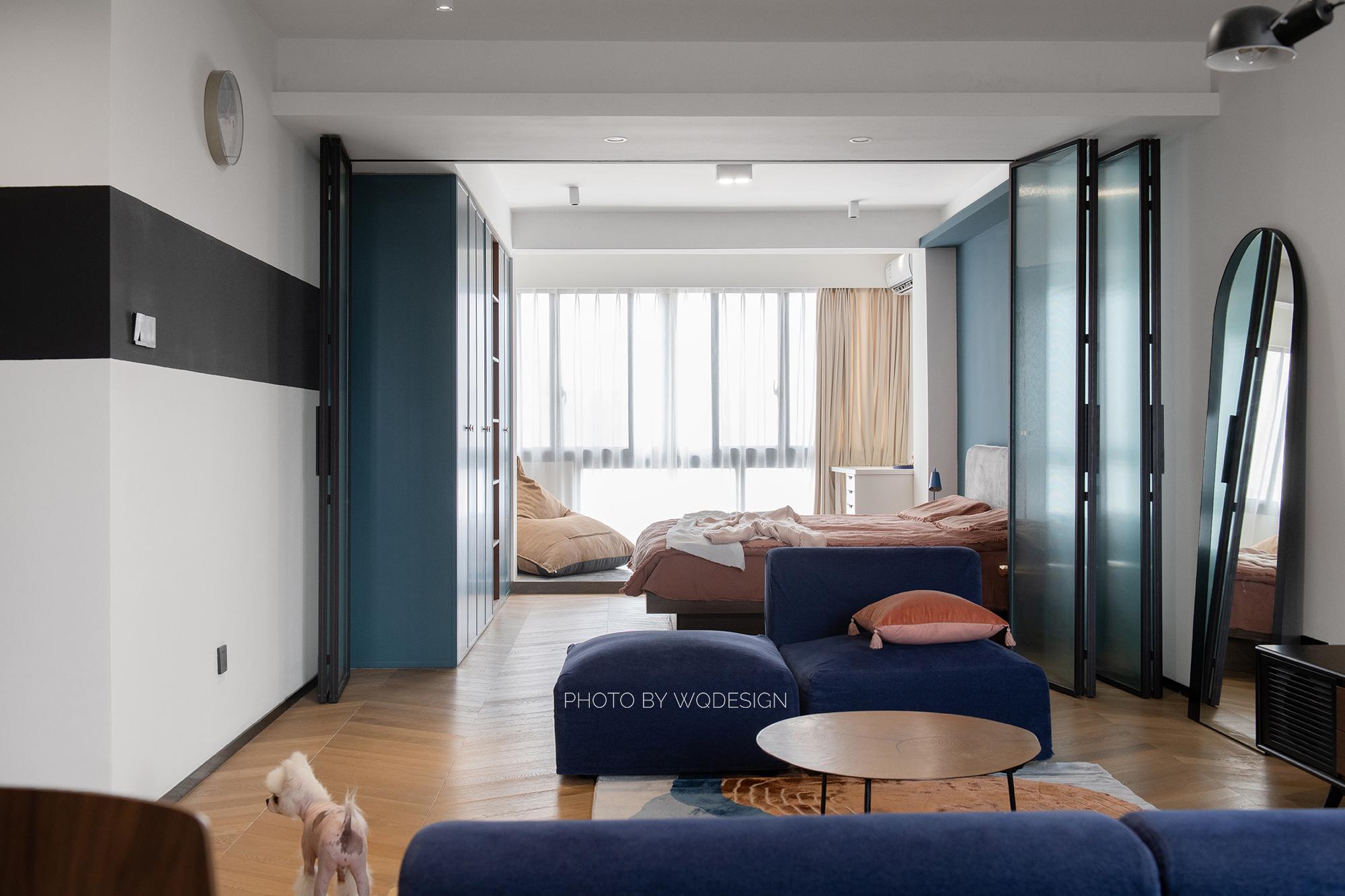 60平米小户型卧室装修效果图