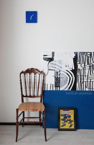 115㎡混搭风格装修休闲椅设计图