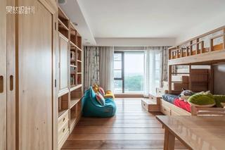 大户型现代儿童房装修效果图