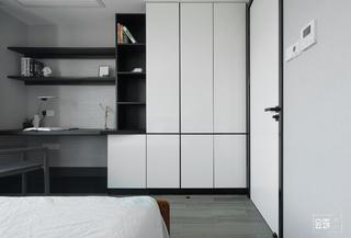 155平现代简约风格衣柜装修效果图