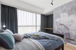 北欧风格三居卧室每日首存送20