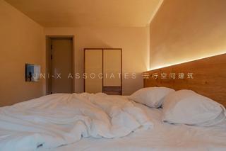 130平自然简约风卧室装修效果图