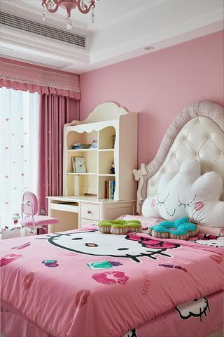 大户型现代法式混搭儿童房装修效果图