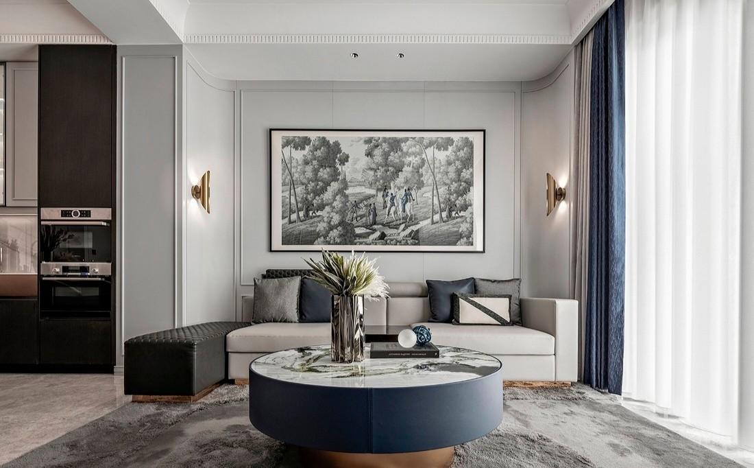 现代风格366㎡私人别墅