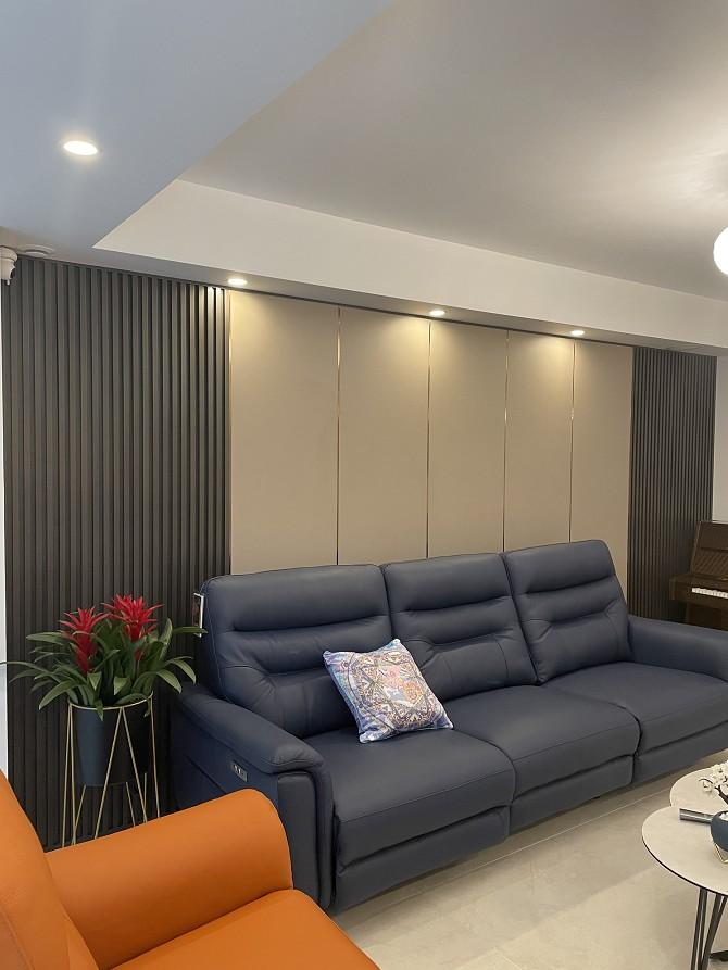 上海装修案例爱的港湾 我们的舒适圈 95㎡两房现代 8.8万